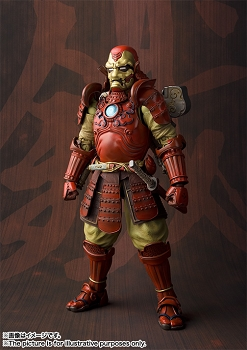 Bandai Meisho Manga Realization SAMURAI IRON MAN MARK 3